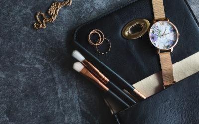 La trousse maquillage personnalisée, l'objet publicitaire des entreprises cosmétiques